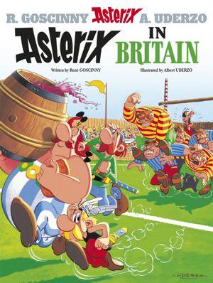 Asterix: Asterix In Britain