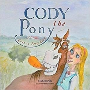 Cody The Pony Goes To Pony Club