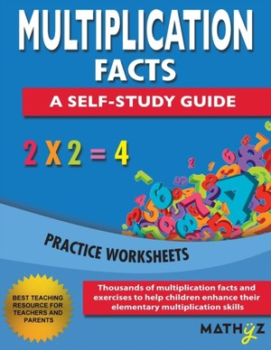 Multiplication Facts - A Self-study Guide