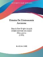 Histoire De L'astronomie Ancienne