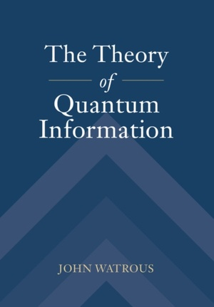 Theory Of Quantum Information