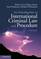 Introduction To International Criminal Law And Procedure