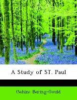 Study Of St. Paul