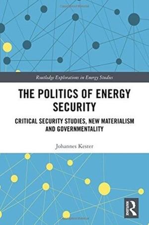 Politics Of Energy Security