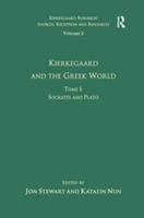 Volume 2, Tome I: Kierkegaard And The Greek World - Socrates And Plato