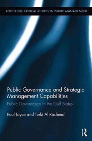 Public Governance And Strategic Management Capabilities