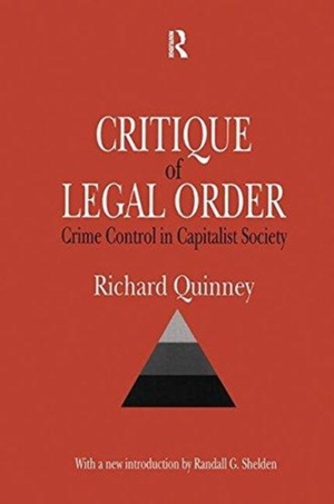 Critique Of The Legal Order