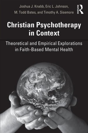 Christian Psychotherapy In Context