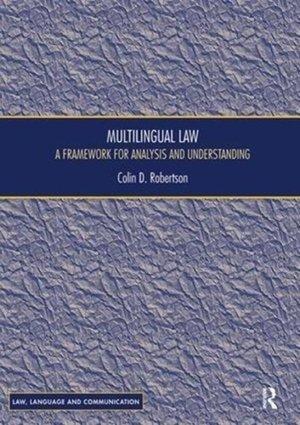 Multilingual Law