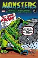 Monsters Vol. 2: The Marvel Monsterbus By Stan Lee, Larry Lieber & Jack Kirby