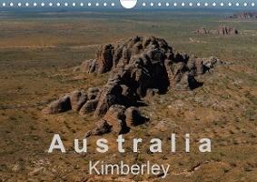 Australia - Kimberley / UK-Version (Wall Calendar 2020 DIN A4 Landscape)