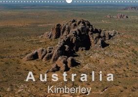 Australia - Kimberley / UK-Version (Wall Calendar 2020 DIN A3 Landscape)