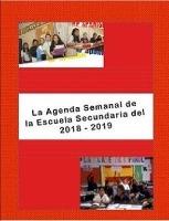 Agenda Semanal De La Escuela Secundaria Del 2018-2019