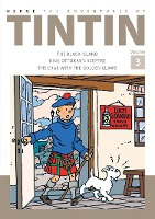 The Adventures of TinTin Vol 3 Compact Edition