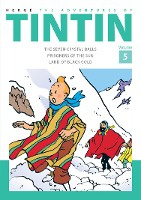 The Adventures of TinTin Vol 5 Compact Edition