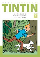 The Adventures of TinTin Vol. 8 Compact Edition