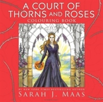 Court Of Thorns And Roses Colouring Book