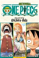 One Piece: Skypeia 25-26-27, Vol. 9 (omnibus Edition)