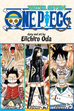 One Piece (omnibus Edition), Vol. 15