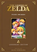 Legend Of Zelda: Four Swords -legendary Edition-