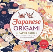 Japanese Origami Paper Pack