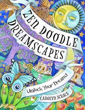 Zen Doodle Dreamscapes
