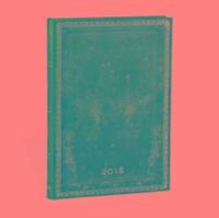 2018 Midnight Steel Midi HOR Diary