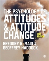 Psychology Of Attitudes And Attitude Change