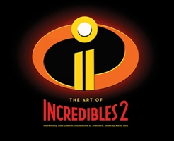 Art Of Incredibles 2