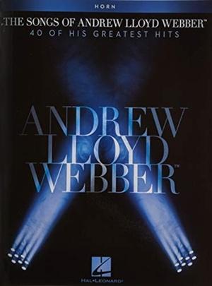 The Songs of Andrew Lloyd Webber Horn
