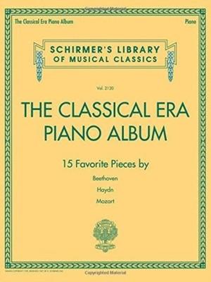 Classical Era Piano Album