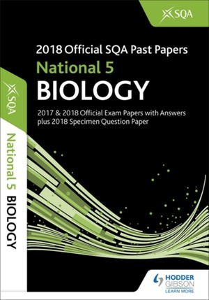 National 5 Biology 2018-19 Sqa Specimen And Past Papers With Answers