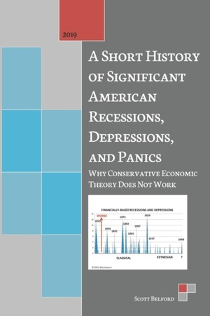 Short History Of Significant American Recessions, Depressions, And Panics
