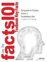 Studyguide For Physics Volume 2 By Giambattista, Alan, Isbn 9781259380785