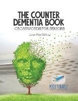 Counter Dementia Book Crosswords For Seniors Large Print Edition