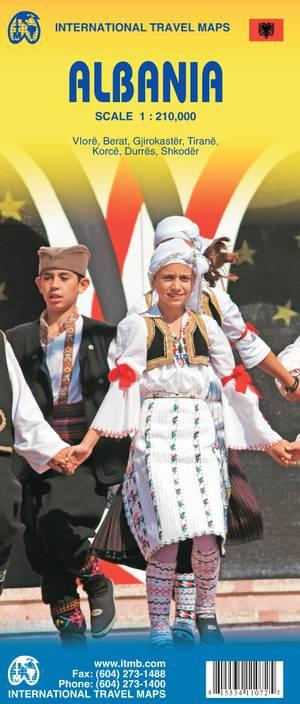 Albania 1 : 210 000