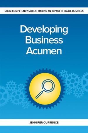 Developing Business Acumen