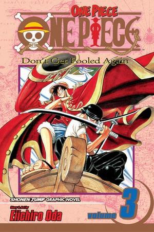 One Piece, Vol. 3