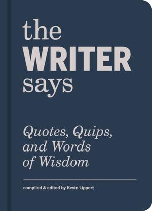 Writer Says