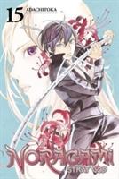 Noragami Volume 15