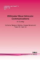 Millimeter Wave Vehicular Communications