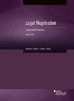 Legal Negotiation