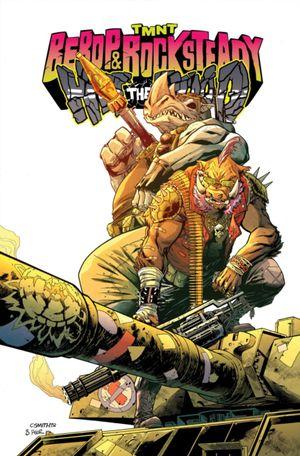 Teenage Mutant Ninja Turtles Bebop & Rocksteady Hit The Road