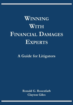 Winning With Financial Damages Experts