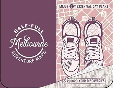 Half-full Adventure Map: Melbourne