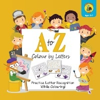 To Z Colour By Letters