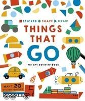 Sticker, Shape, Draw: Things That Go