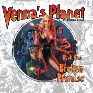 Venna's Planet Book One