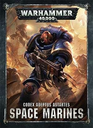 Codex Space Marines - Warhammer 40,000