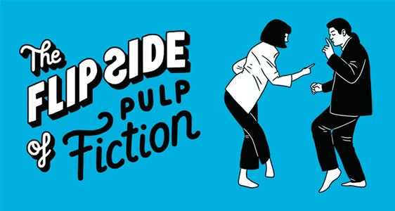 Flip Side Of...pulp Fiction